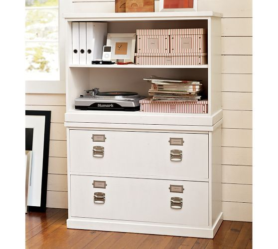 Bedford Lateral File Cabinet Pottery Barn 499 Office