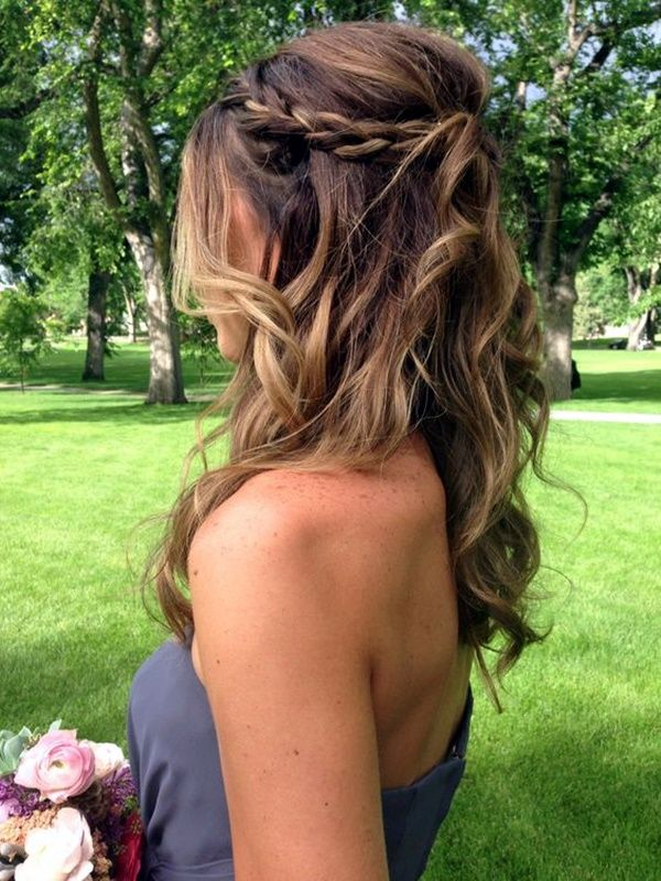 25 best ideas about Sweet 16 hairstyles on Pinterest