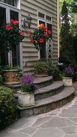 Best 20+ Front door steps ideas on Pinterest   Front steps ...