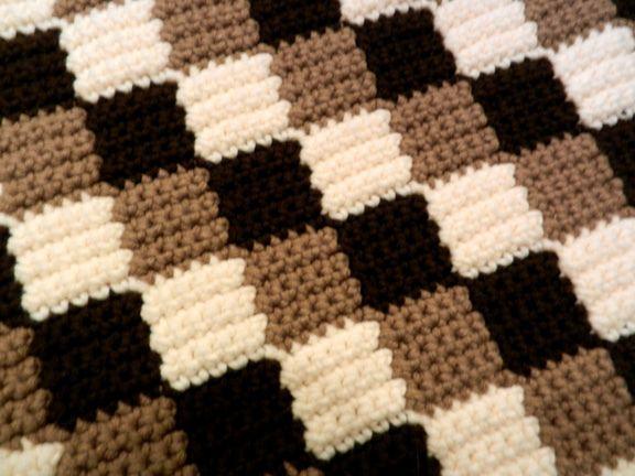 29 best images about CrochetEntrelac on Pinterest