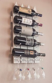 25+ best Diy Wine Racks ideas on Pinterest | Kitchen wine ...