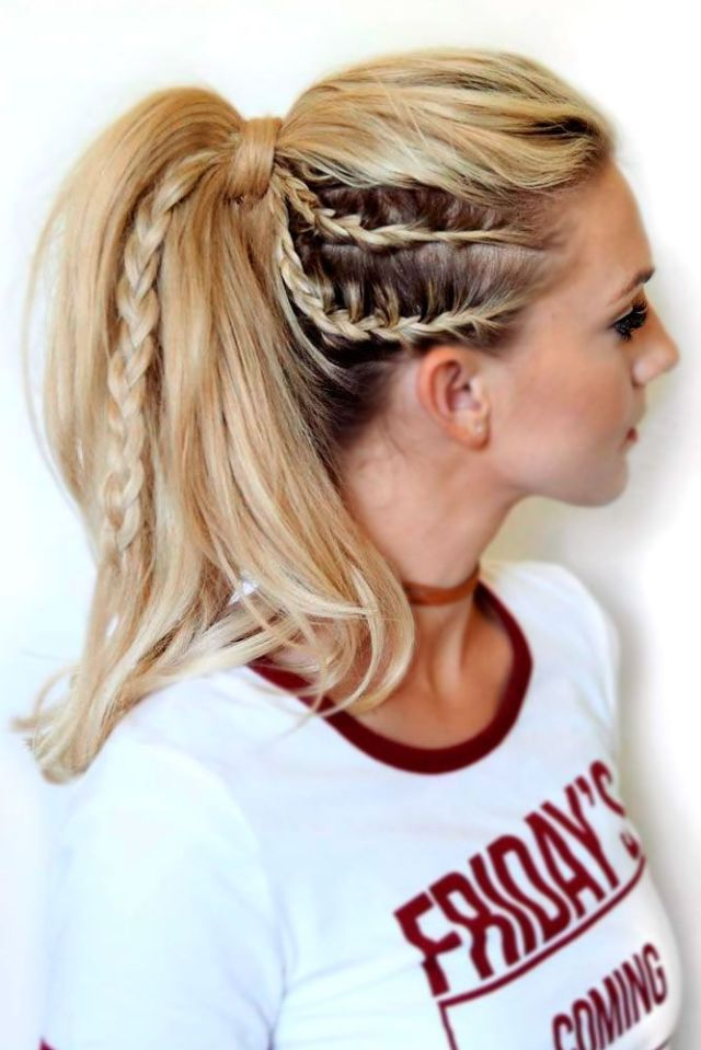 17 of 2019 s best Ponytail  Hairstyles  ideas  on Pinterest