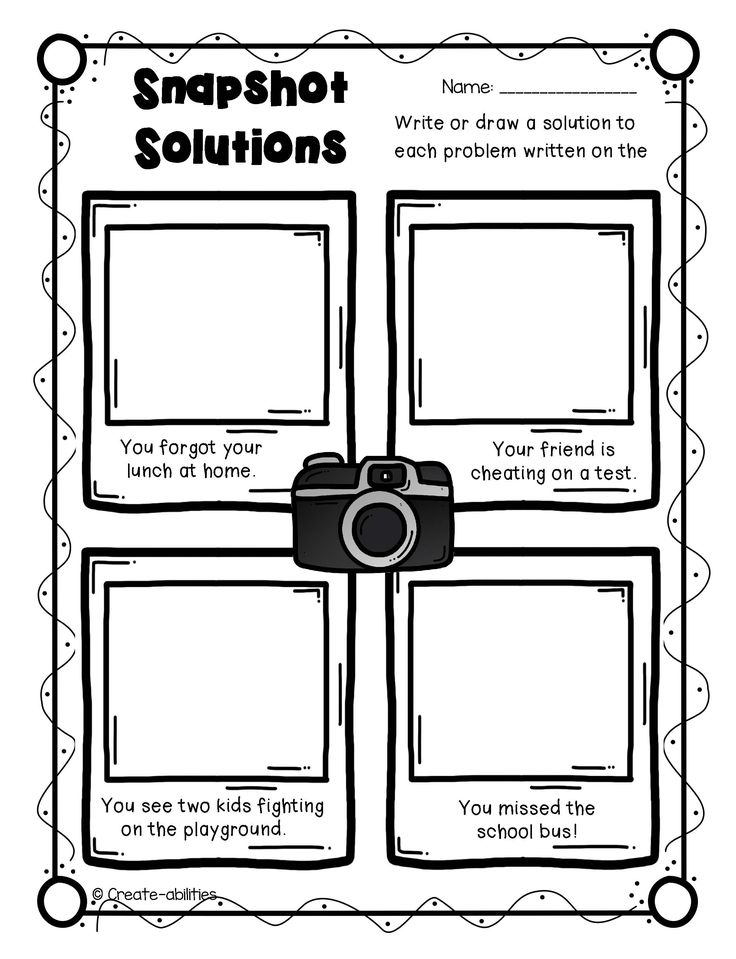 108 best images about Problem and Solution on Pinterest