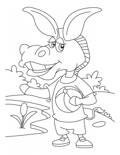 17+ images about Domestic Animals Coloring Pages on