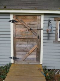 25+ best ideas about Shed Doors on Pinterest | Sheds, Shed ...