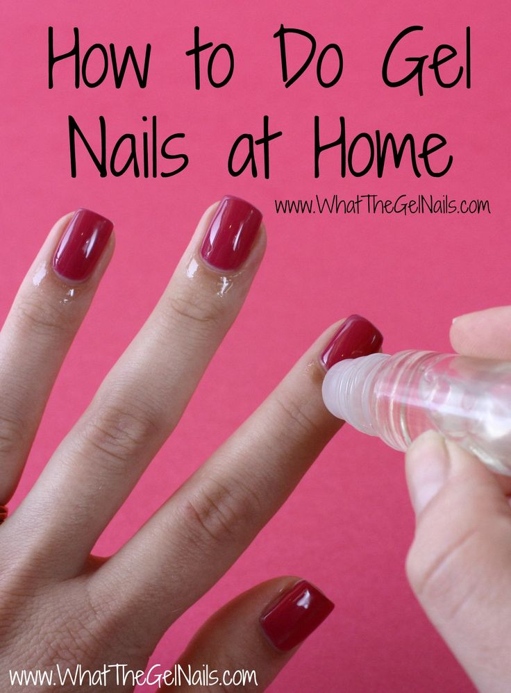 25 Best Ideas About Nails At Home On Pinterest Home Manicure