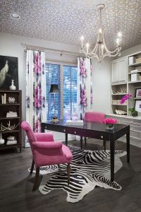 25+ best ideas about Pink Office on Pinterest