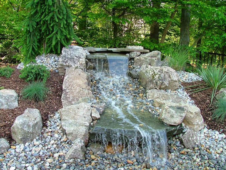 30 best images about waterfall on Pinterest  Backyard waterfalls Garden nook and Minnesota