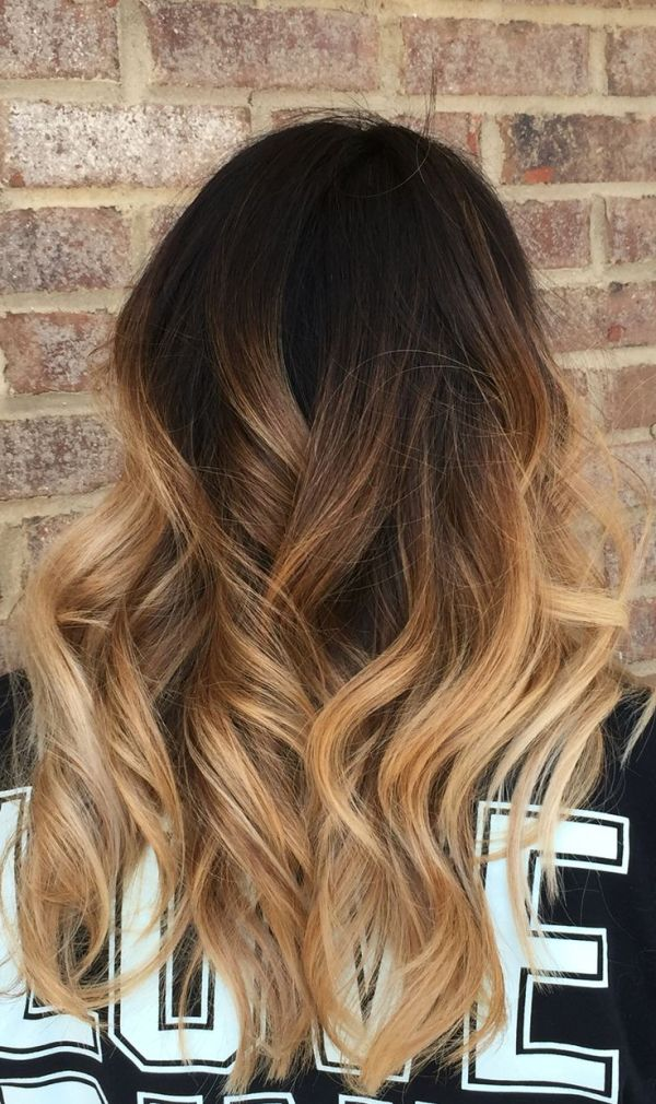 30 Burnett And Blonde Hairstyles Hairstyles Ideas Walk The Falls