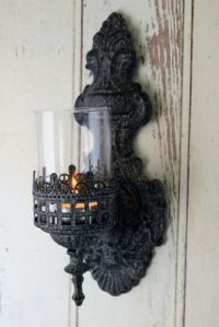 17 Best ideas about Candle Wall Sconces on Pinterest