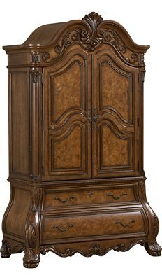 Villa Claire  Armoire  259999 holds up to 42 TV  at