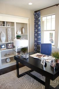 25+ best ideas about Office Curtains on Pinterest   Diy ...