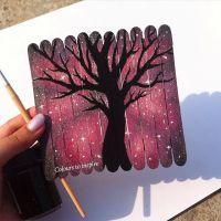 25+ best Popsicle Stick Art ideas on Pinterest | Craft ...