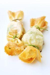 Bonbons aux noix de Saint Jacques - recette facile - La ...