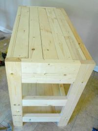 25+ best ideas about 2x4 Furniture on Pinterest