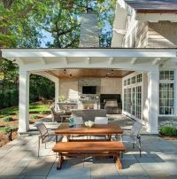 17 Best ideas about Covered Patio Design on Pinterest ...