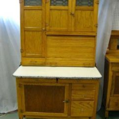 Craigslist Kitchen Cabinets Grey Blinds Bakers Cabinet With Flour Bin | ... , Inc. Image 1