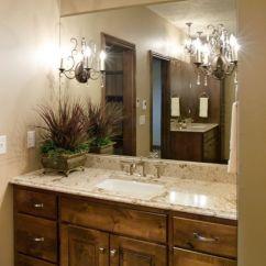 Log Cabin Kitchen Cabinets Storage Furniture Custom Cabinetry; Bathroom Cabinets; Bath Vanity; Knotty ...