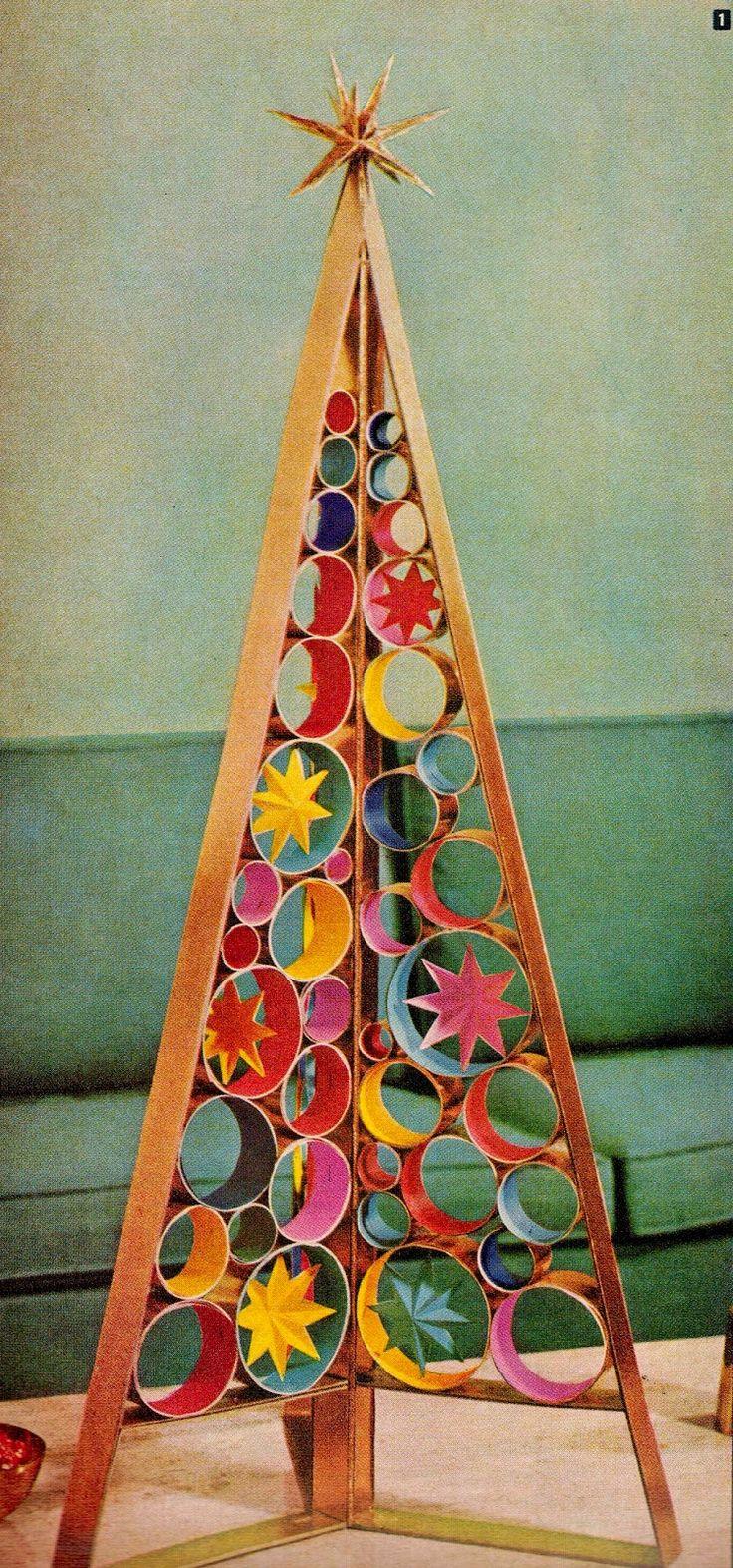 Best 25 Retro Christmas Ideas On Pinterest Retro