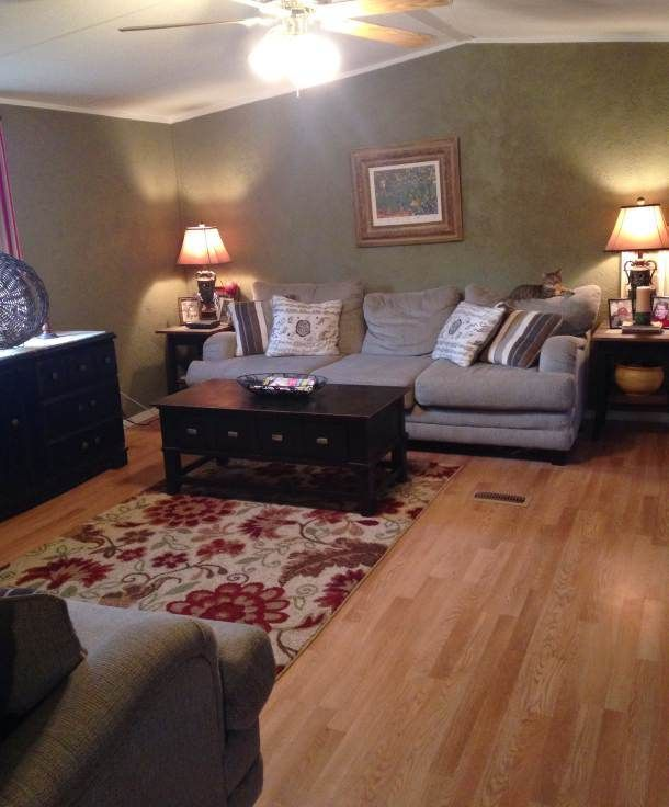 Farmhouse Inspired Manufactured Home Makeover  Home The ojays and Farmhouse