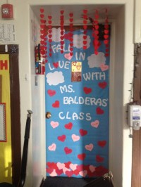 Valentine's Classroom Door | Ideas for the Classroom ...