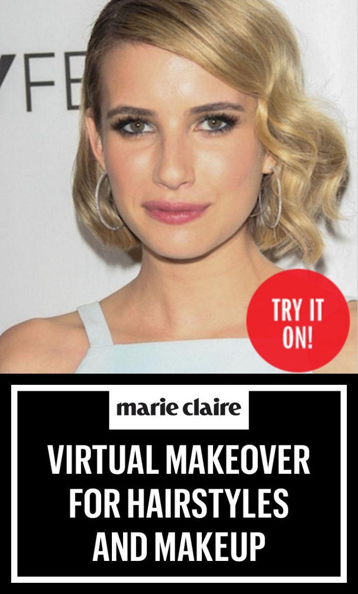 25 best ideas about Virtual hairstyles on Pinterest  Short styles Meg ryan images and Ryan locke