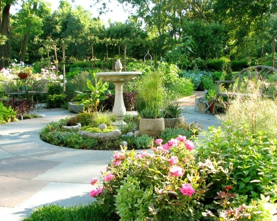 French Garden Design Ideas