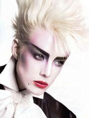 ideas punk makeup