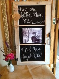 25+ best ideas about Wedding window decorations on ...
