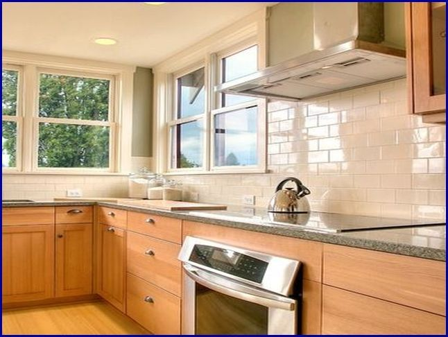 glass backsplashes for kitchens how much does it cost to remodel a kitchen tile backsplash ideas with maple cabinets - google ...