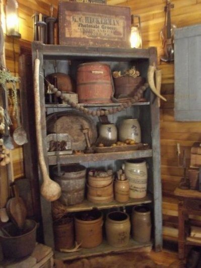 17 Best images about Primitive Furnishings on Pinterest