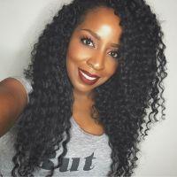 Best 25+ Deep wave crochet hair ideas on Pinterest ...