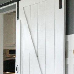 Images Of Living Rooms With Grey Walls Lime Green Room Chairs Simple Diy Barn Door Tutorial   Sliding Doors, Posts ...