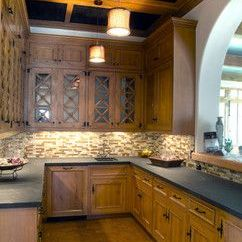 How To Redo Kitchen Cabinets On A Budget Stainless Steel Cabinet Spanish Revival, Oak Stain And Minwax Pinterest