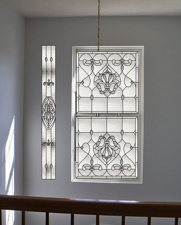 Decorative Window Film Stained Glass