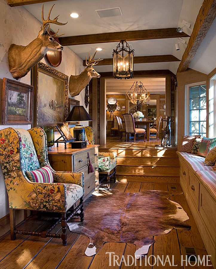 25 Best Ideas About Hunting Lodge Decor On Pinterest Hunting