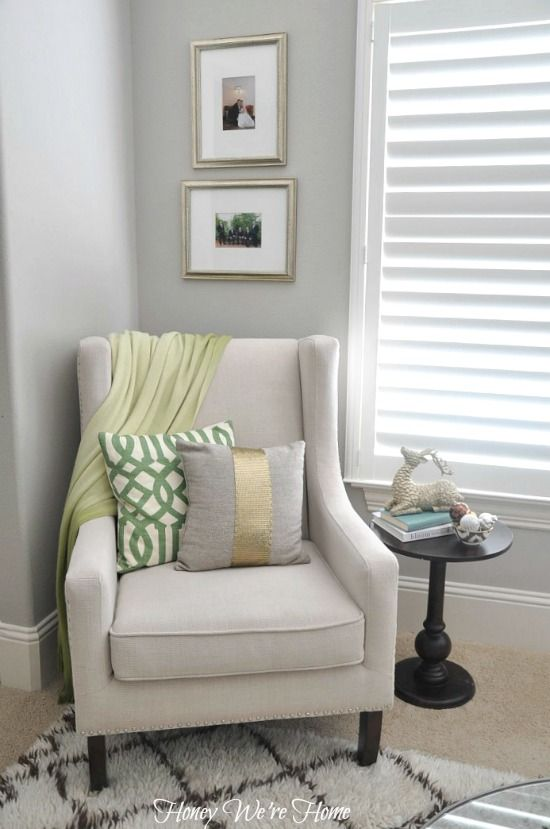 25 best Bedroom reading chair ideas on Pinterest