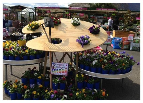 Best 25 Garden Center Displays Ideas On Pinterest Planters