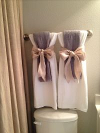 Best 25+ Bathroom Towel Display ideas on Pinterest ...