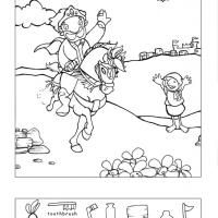 17 Best images about kids Bible activity pages on