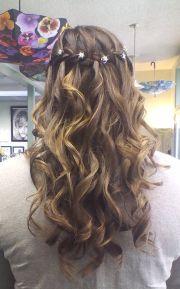 cute hairstyles dance 8748