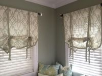 25+ best ideas about Tie up curtains on Pinterest | Sewing ...