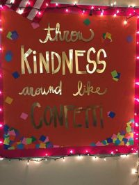 Best 25+ Kindness bulletin board ideas on Pinterest | Door ...