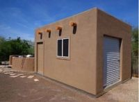 Here's a 12'x16' custom building that was built by our ...