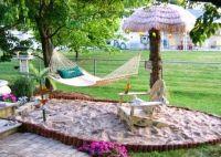 17 Best ideas about Backyard Beach on Pinterest   Sandbox ...