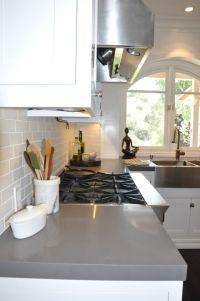 25+ best ideas about Gray Quartz Countertops on Pinterest ...