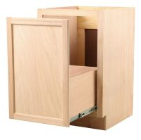 25+ Best Ideas about Trash Can Cabinet on Pinterest