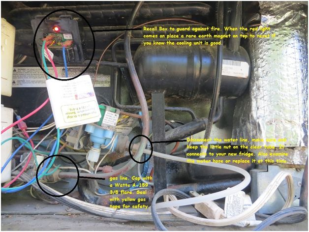 Wiring Diagram Further Dometic Refrigerator Wiring Diagram Together