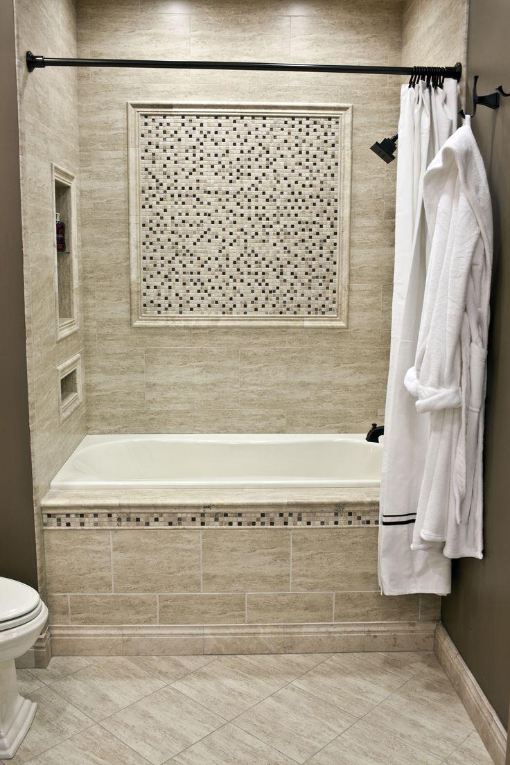 25 Best Ideas About Tile Tub Surround On Pinterest Tub Tile