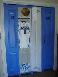 26 best images about locker room bedroom, kids sports ...